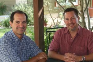 Tim Philpot & Monte Lang
